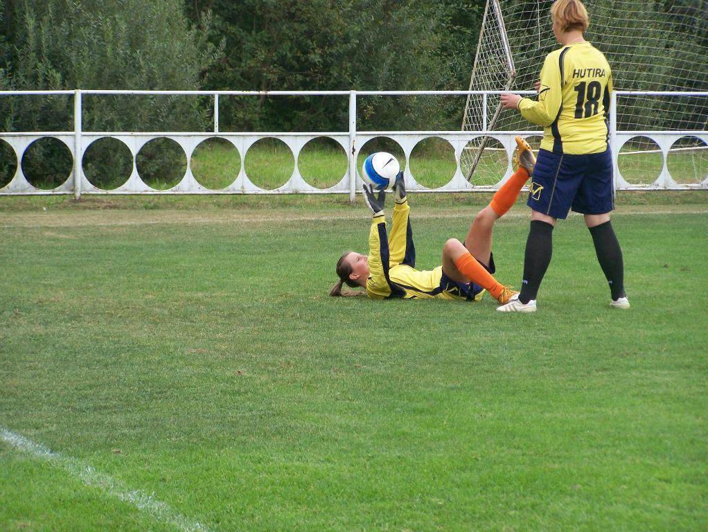 obr: II.  liga ženy skupina Sever  predohrávka 6. kola