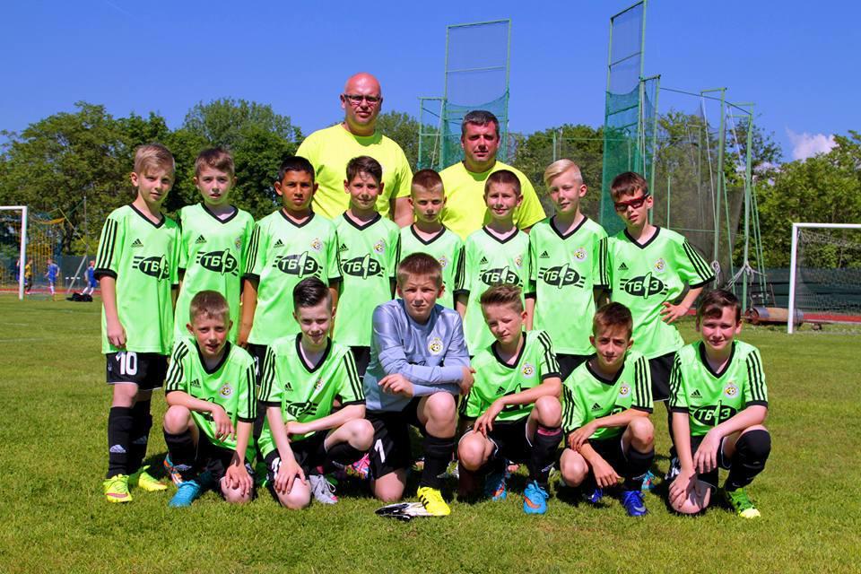 obr: U11: Chlapci na turnaji v Taliansku