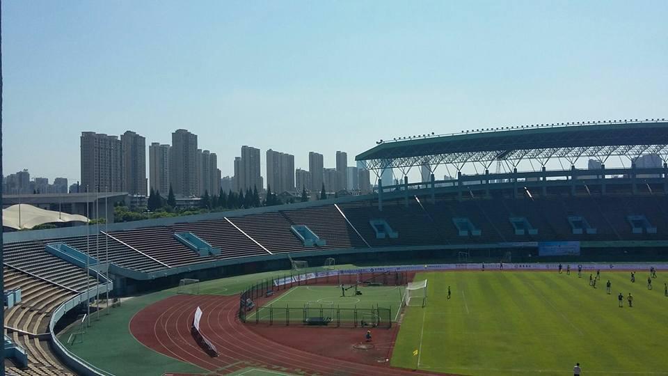obr: Medzinárodný turnaj v Číne