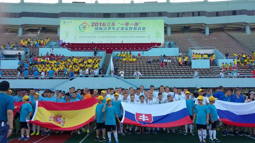 obr: Prvý zápas v Číne je za nami