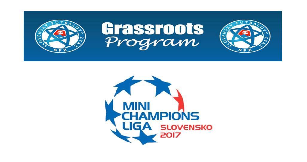 obr: MINI CHAMPIONS LIGA SLOVENSKO 2017 - finálový turnaj v Nemšovej