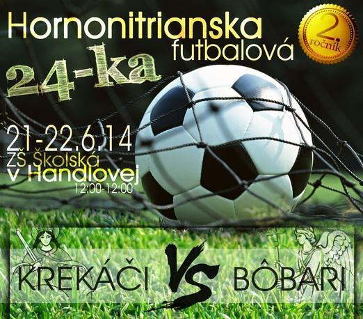 obr: VIDEO: Hornonitrianska futbalová 24-hodinová NONSTOPKA
