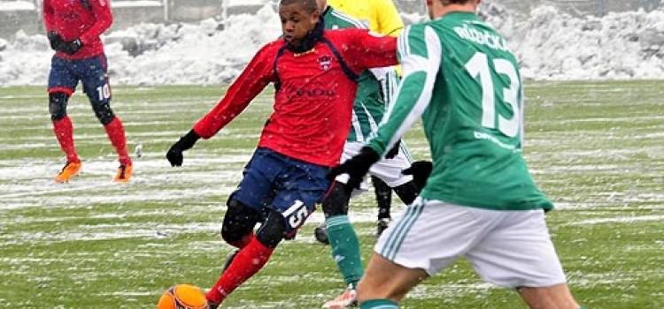 obr: Hrali sa prvé zápasy semifinále Pohára Západoslovenského futbalového zväzu