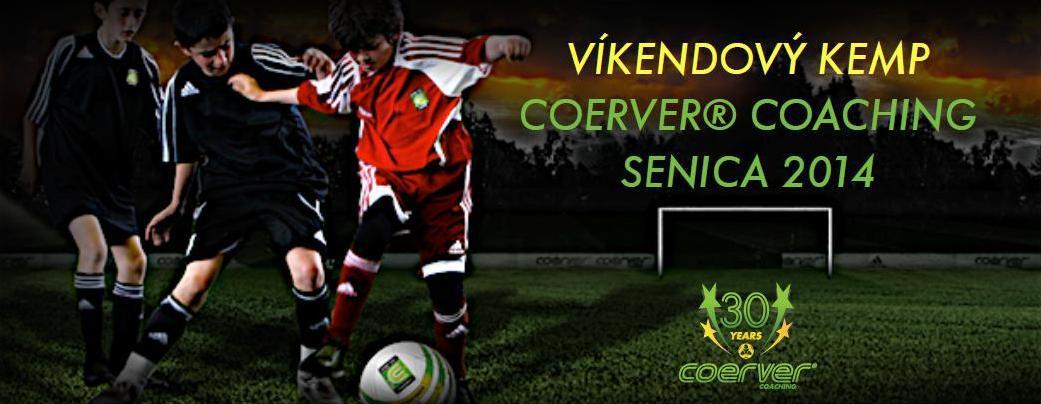 obr: Víkendový kemp Coerver® Coaching Senica 2014