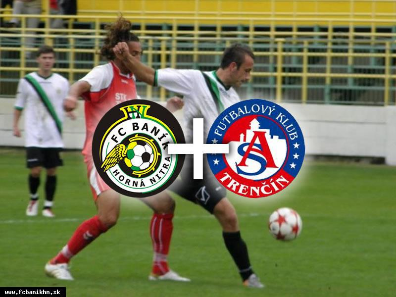 obr: MY: FC BANÍK HN je partnerom AS TRENČÍN