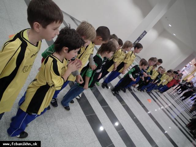 obr: FC BANÍK HORNÁ NITRA NA TURNAJOCH