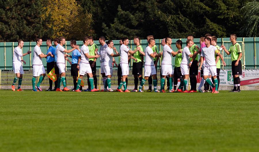 obr: FC BANÍK HN STÁLE BEZ PREHRY