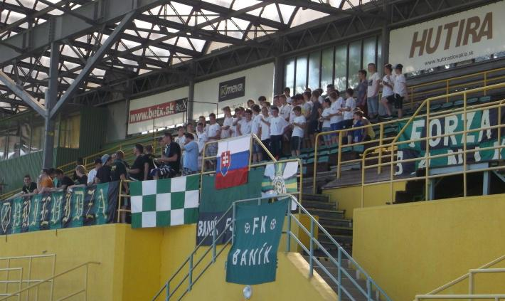 obr: Fanklub pripravuje Baníkom dôstojnú rozlúčku zo sezónou