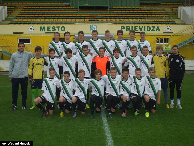 obr: Hráči U15 získali pre Baník ďalšie prvenstvo