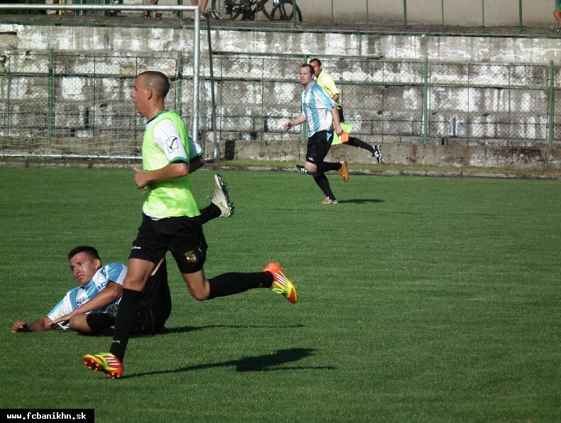 obr: Vylosovanie FC Baník Horná Nitra – jeseň 2012/2013