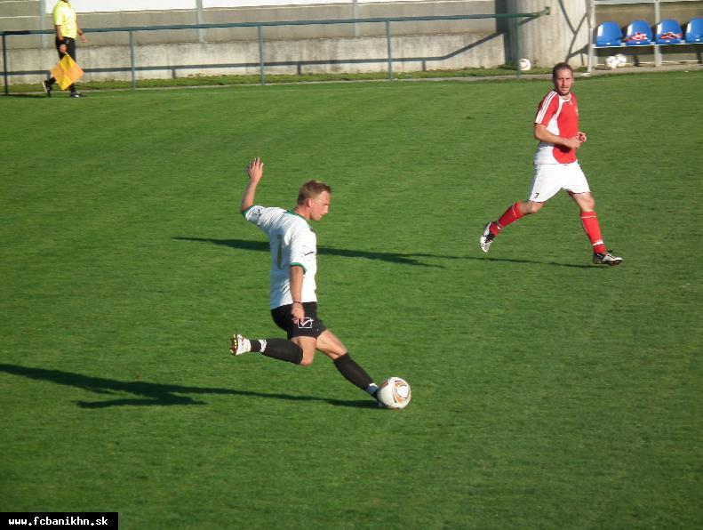 obr: FC BANÍK S PRVOU PREHROU