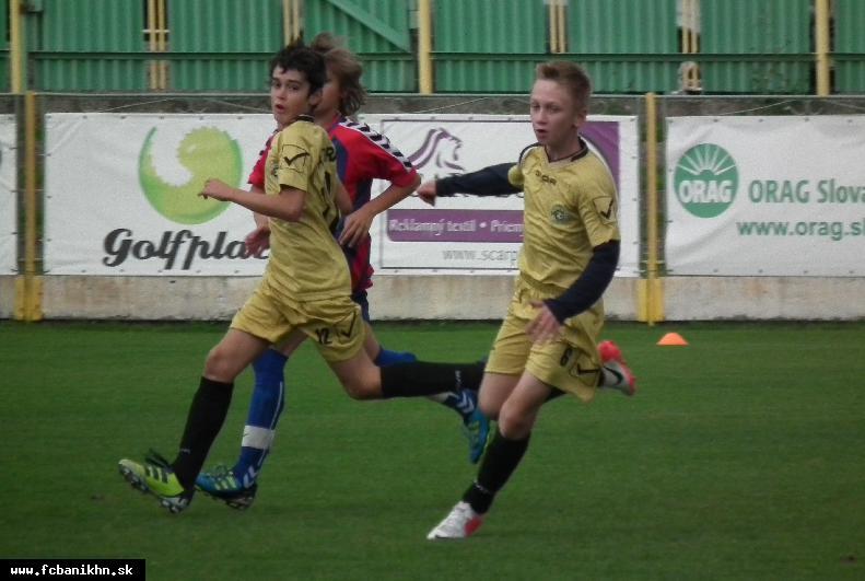 obr: Vylosovanie FC Baník Horná Nitra – jar 2012/2013 Mladší žiaci – I. liga