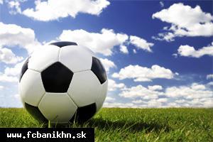 obr: STARŠÍ ŽIACI FC BANÍK HORNÁ NITRA V PRÍPRAVE S PODBREZOVOU