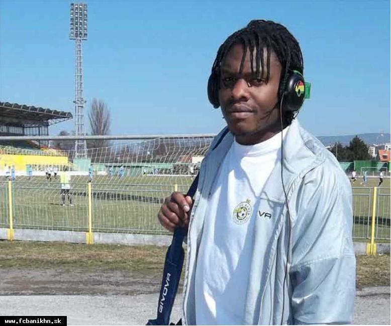 obr: NOVINKY: Exotická akvizícia v drese FC Baník