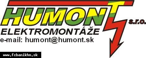 obr: Humont s.r.o., partner nášho klubu