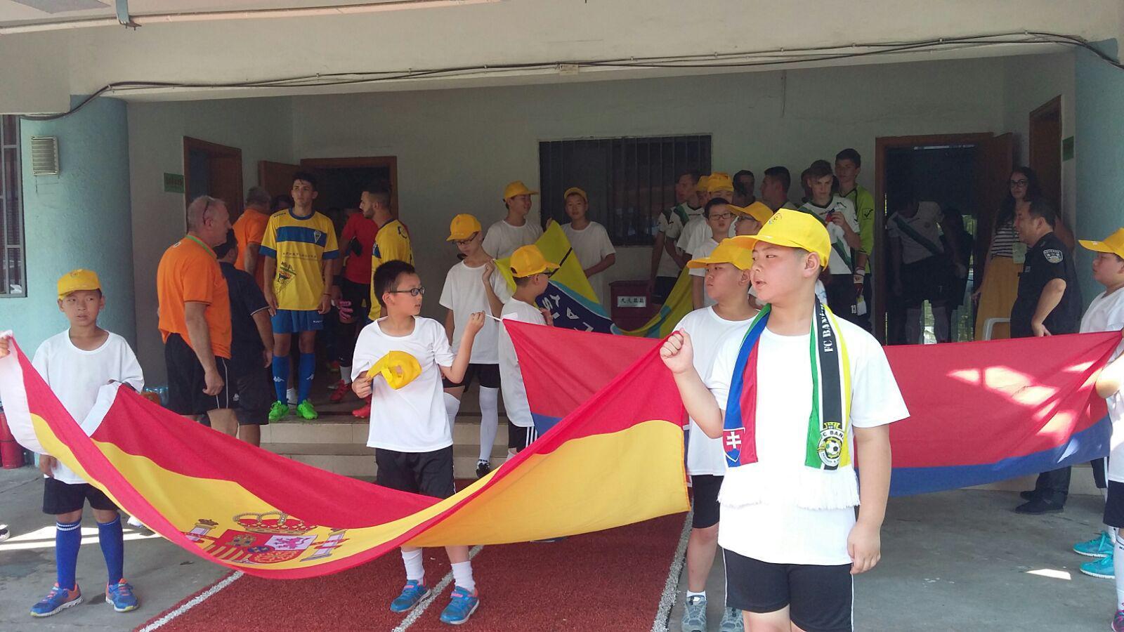 obr: Máme za sebou aj druhý zápas na medzinárodnom turnaji v Číne!