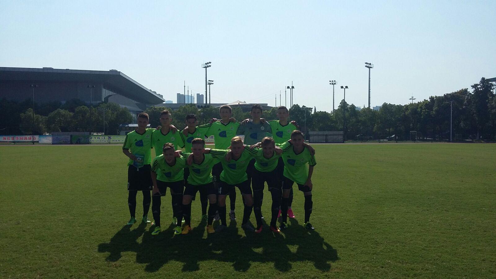obr: Odohrali sme posledný skupinový zápas v Číne!