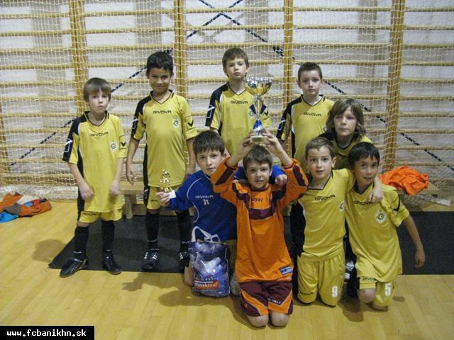 obr: MY: Mládežnícke tímy FC Baník Horná Nitra putujú po prípravných turnajoch