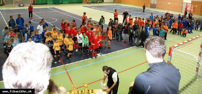 obr: Prípravkári na turnaji v Tatralandii