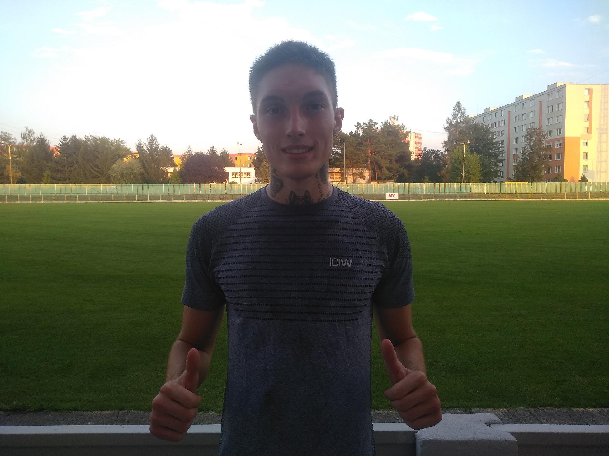 obr: Marek Sochora: Čo futbalu dáš, to sa ti vráti