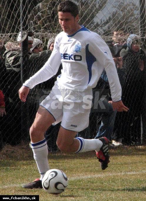 obr: NOVÁ POSILA FC BANÍK HORNÁ NITRA