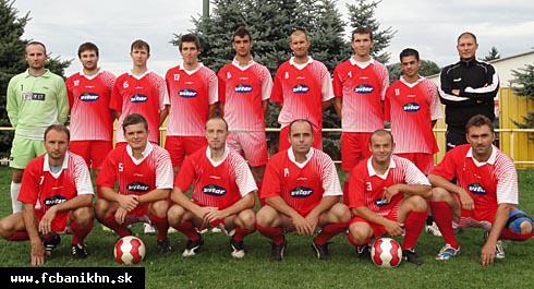 obr: FC Baník HN : FK Beladice 7:1