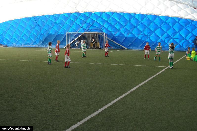 obr: U 11- Halový turnaj 11.2. 2012 v Olomouci