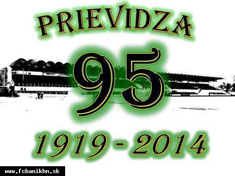 obr: Futbal v Prievidzi slávi 95 rokov!