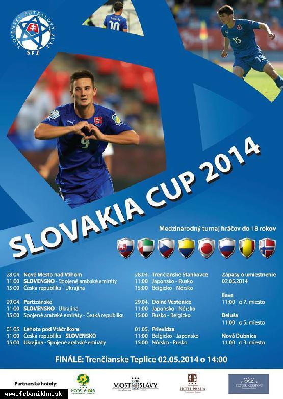 obr: Prievidzský štadión bude hostiť dva duely Slovakia Cupu 2014