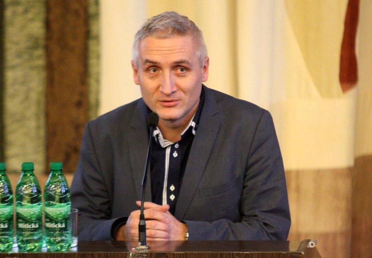 obr: Robert Šuník: Keď si športovanie presadili profesionáli, musia si aj amatéri