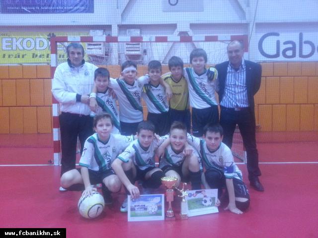 obr: Zaslúžený triumf U12 na bánoveckom Fair Play Cupe