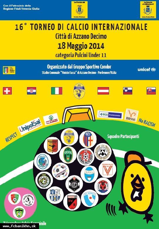 obr: Prípravka U11 mieri na medzinárodný turnaj do Talianska