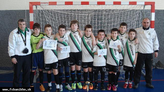 obr: Hráči U12 boli v Martine najfutbalovejším družstvom