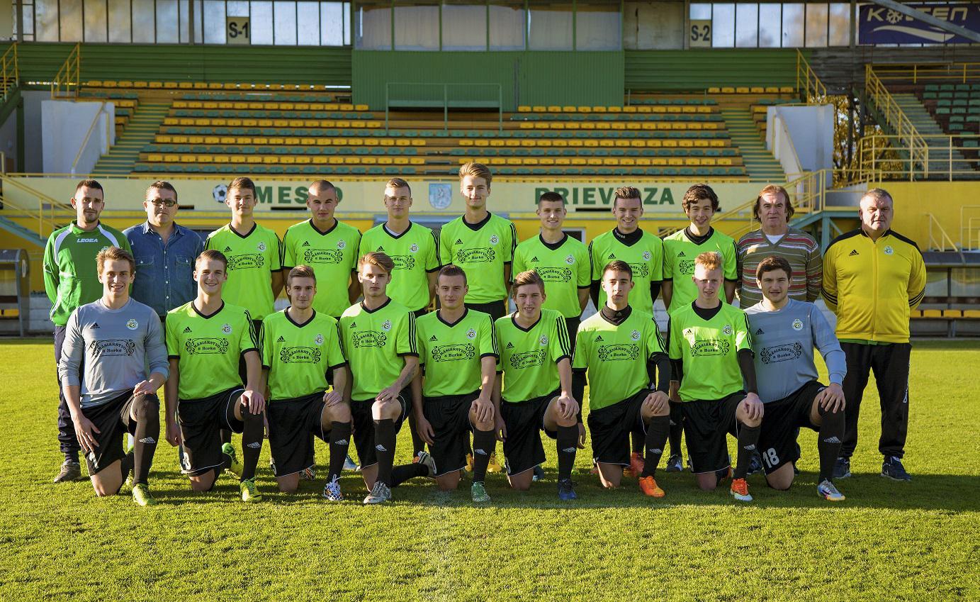 obr: U19: Prípravný zápas 1