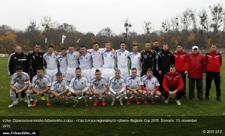 obr: Turančík, Lacko, Bublák na Regions Cupe!