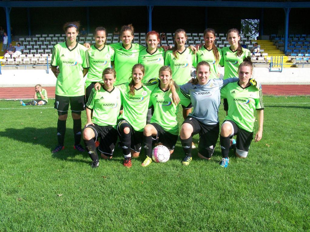 obr: Ženy FC Baníka bez bodu