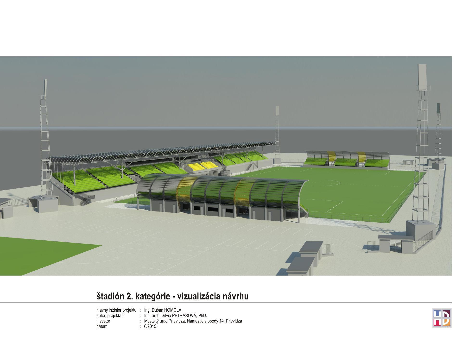 obr: Rekonštrukcia štadióna